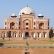 Humayuns Tomb in New Delhi — Stock Photo #39736803