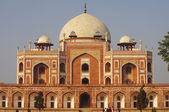 Humayuns Tomb in New Delhi — Stock Photo