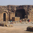 Stock Photo: Feroz Shah Kotla