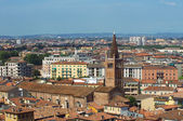 Panoramic view of Verona city — Stock Photo