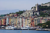 View to Portovenere, Italy — Stock Photo