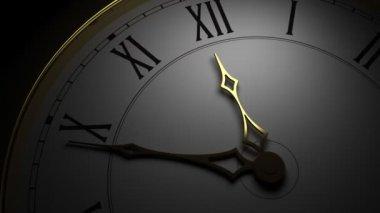 Last Minutes — Stock Video