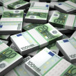 Billion Euro — Stock Photo