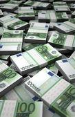 Billion Euro — Stock Photo