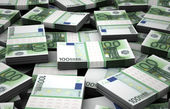 Billion Euros — Stock Photo