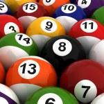 ������, ������: Billiard Balls