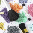 Stock Photo: Cosmetic color