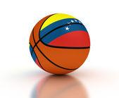 Venezuelan Basketball — Stock Photo