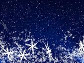 Snow Flakes — Stock Photo