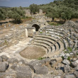 Stock Photo: Iasos Amphitheater