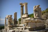 Pollio Fountain Ephesus — Stock Photo