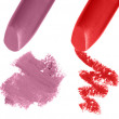 Lipstick Colors — Stock Photo