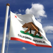 Foto Stock: CaliforniFlag