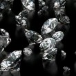 Stock Video: Diamonds