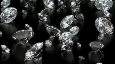 Diamonds — Stock Video