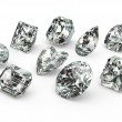 Diamond Cuts — Stock Photo #29776463