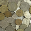 Stock Photo: Miscellaneous Coins