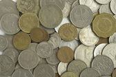 Miscellaneous Coins — Stockfoto