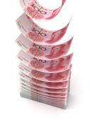 Battant yuan — Photo