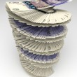 Stockfoto: Pound Tower