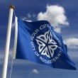 Rochester City Flag — Stock Photo #33513581