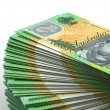 Stack of AustraliDollar — Stock Photo #34761235