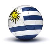 Uruguayischer Fußballspieler — Stockfoto