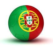 Portuguese Football — Stock Photo
