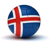 Calcio islandese — Foto Stock