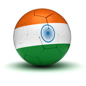 Calcio indiano — Foto Stock