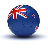 Calcio della nuova zelanda — Foto Stock