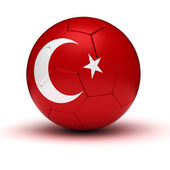 Calcio turco — Foto Stock