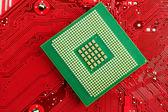 Mikroprocessor — Stockfoto