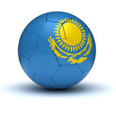 Kazakh Football — Stock Photo
