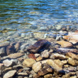 Pebbles under water — Stockfoto #12533151