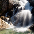 Siklawa waterfall — Stock Photo