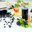 Aronia juice — Stock Photo #31357855