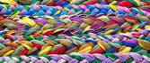 Floss threads — Stock Photo