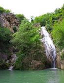 Hotnica waterval 6 — Stockfoto