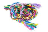 Colored skein — Stock Photo