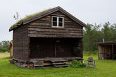 Old wooden house 2 — Stock Photo