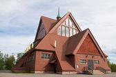 Yeni şehir i̇sveç kilisesi — Stok fotoğraf