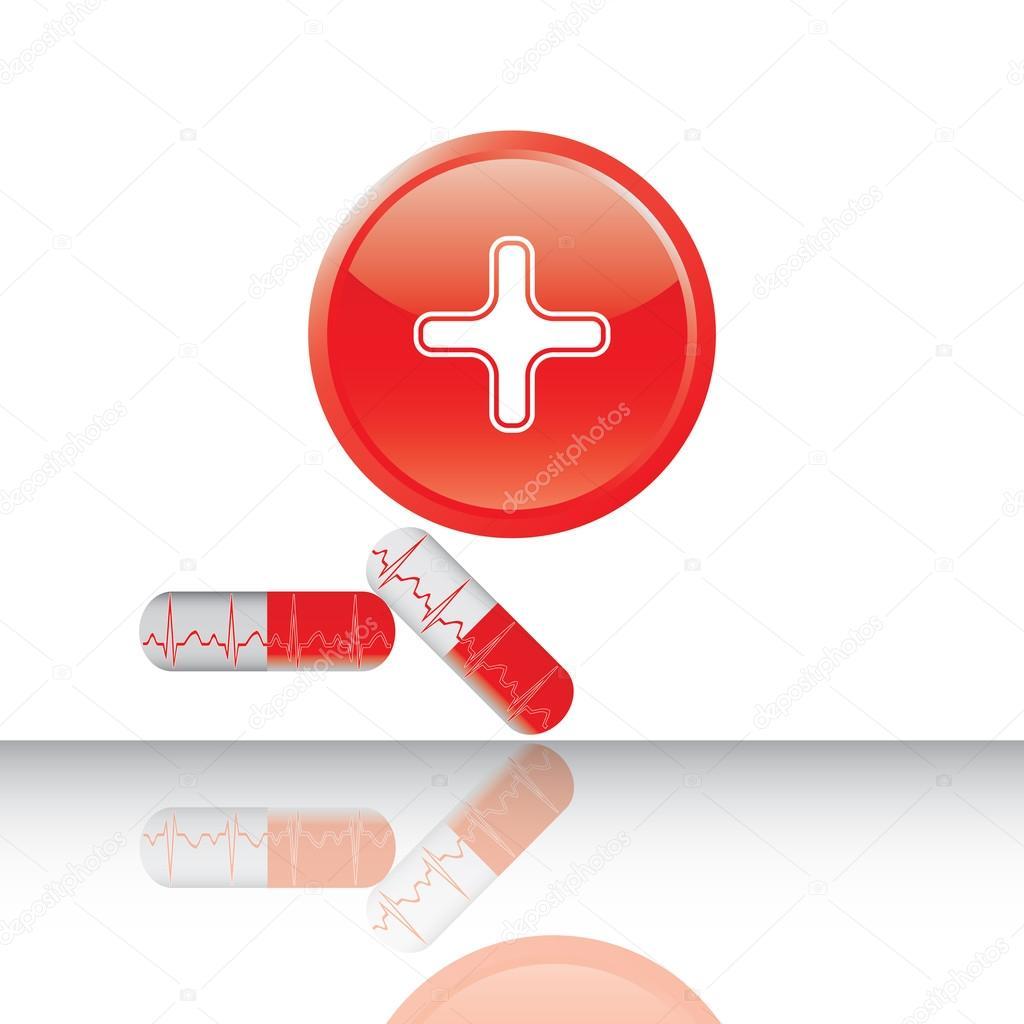 Blood donation.Medical vector.eps10 — Stock Vector #12202015