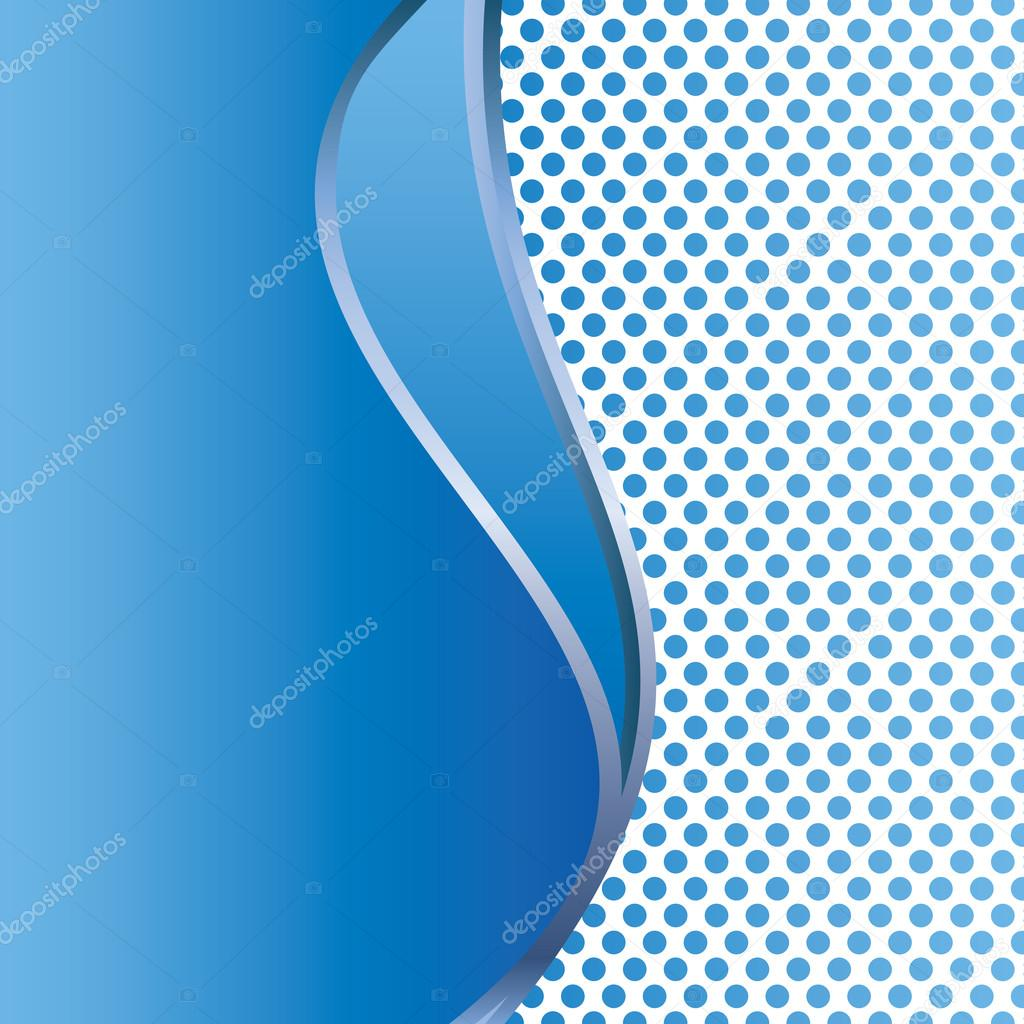 Abstract blue background.vector.eps10 — Stock Vector #12730277
