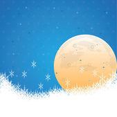 Christmas Card.vector. — Vector de stock