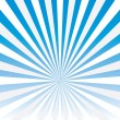 Vector abstract background of blue star burst . — Stock Vector
