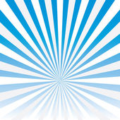 Vector abstract background of blue star burst . — Vettoriale Stock