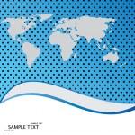 世界范围内业务概念 — 图库矢量图片