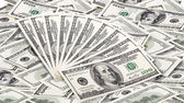 Background with money american dollars — Stock Photo