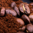 Coffee background — Stock Photo #25987773
